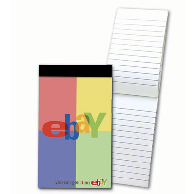 Custom Full Color Photo Notepads Personalized in Bulk