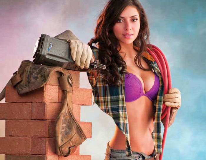 Construction Girl Calendars http://www.mapleleafpromotions.com ...