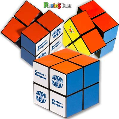 Wholesale 4-Panel Rubik's Cube in Bulk, Personalized