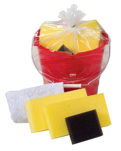 Car Wash Kit in Bulk, Personalized, Blue, Green, Red, White, Yellow