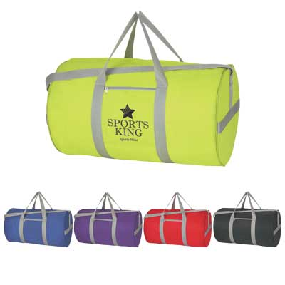 Bulk Large Duffel Bags wholesale, personalized