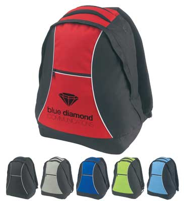 wholesale metro backpacks, customized, Royal Blue, Carolina Blue, Red, Black, Lime Green or Gray