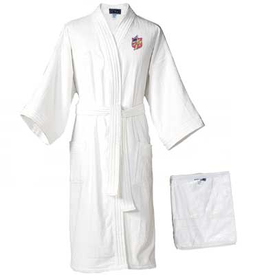 Custom Embroidered Bathrobes Personalized in Bulk. Promotional ... 9b4e8a6db
