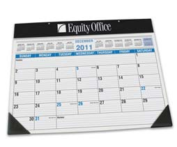 Custom Desk Planners Calendar Pads Personalized In Bulk