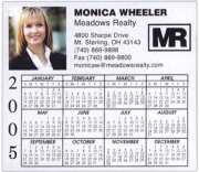 wholesale magnetic calendars -calendar magnets in bulk