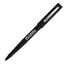 Personalized Plastic Pen with Removable Cap. Blue or Black ink