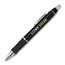 promotional metal pen black/gold