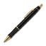 promotional metal pen black/silver