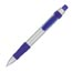 Silver Logo Pens with Green, Black, Blue, Orange or Red Clip