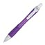 Wholesale Click Pens Personalized. Purple, Burgundy, Grey, Black, Blue