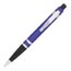 Wholesale Custom Pens, Retractable. Purple, Blue, Black, Silver