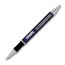 Personalized Pens, Metal, Custom Engraved. Blue/Silver, Red/Silver, Champagne/Silver, Black/Silver,