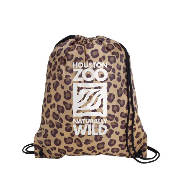 Custom Fashion Backpack, Personalized in Bulk, Leopard, Zebra pattern backpacks