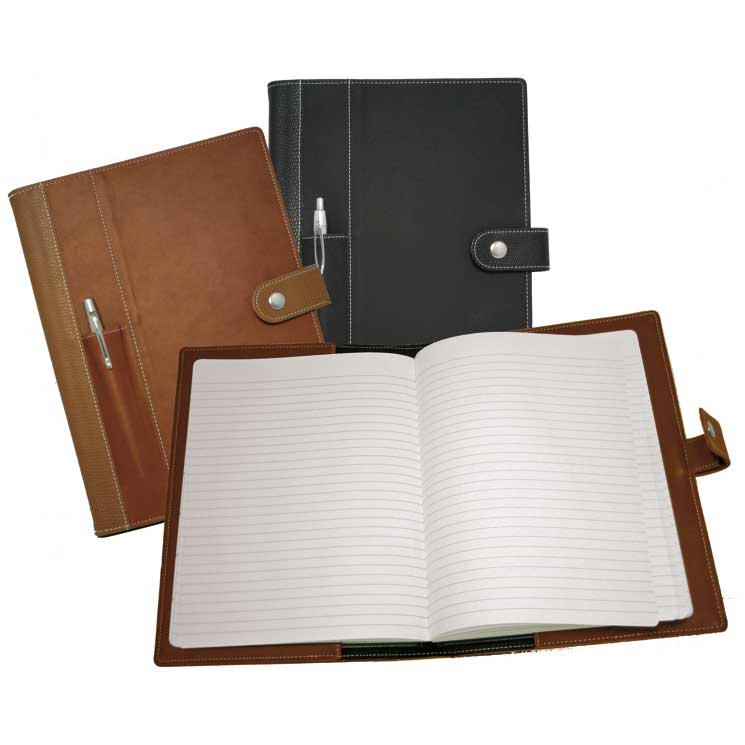 Wholesale Faux Leather Notebook in Bulk, Personalized