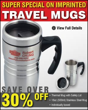 personalized all stainless steel mugs on sale