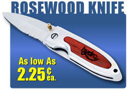 wholesale engraved rosewood knives in bulk