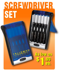 personalized screwdriver set in bulk