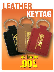 cheap bulk customized leather leather key tags