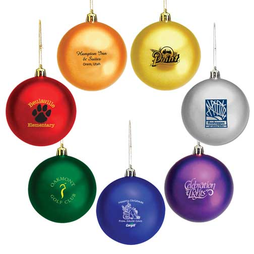 Cheap Christmas Ornaments Custom Personalized in Bulk. Promotional ...