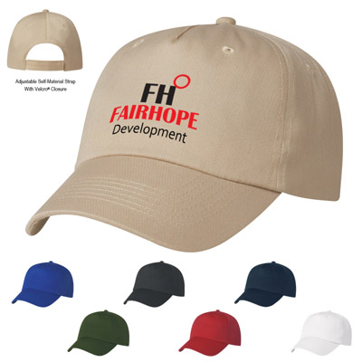 Custom Polyester Caps Personalized in Bulk