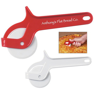 Custom Pizza Cutter Personalized in Bulk