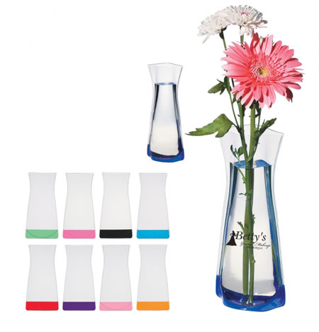 Custom Foldable Vase Personalized In Bulk Cheap Promotional Best