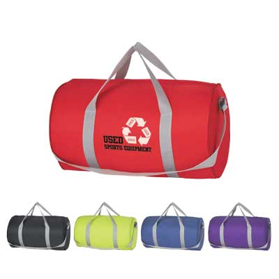 wholesale duffle bags in bulk, personalized with embroidery or imprint