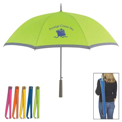Customized Fashion Umbrellas, Royal Blue, Yellow, Fuchsia, Orange or Lime Green