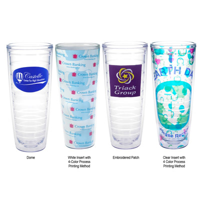 Custom Double Wall Tumbler Personalized in Bulk