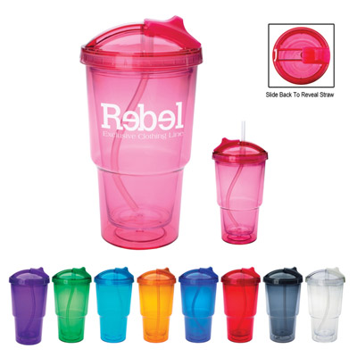 Custom Travel Insulated Tumbler Personalized in Bulk