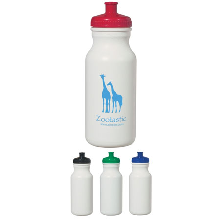 Custom 20 Oz. Biodegradable Bottle Personalized Wholesale