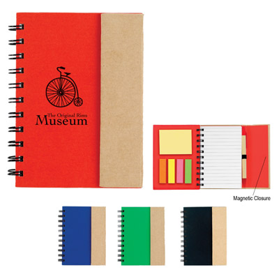 Custom Sticky Notes Notebook Personalized in Bulk