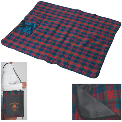 Custom Picnic Blanket Personalized in Bulk