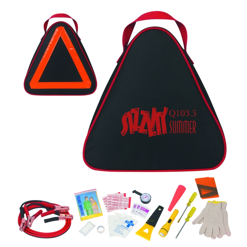 Custom Auto Safety Kit Personalized Wholesale