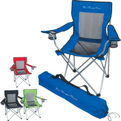Personalized Mesh Lawn Chairs In Bulk