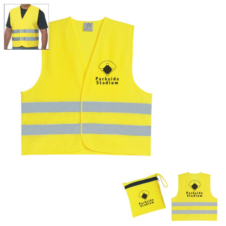 Custom Reflective Vest Personalized Wholesale