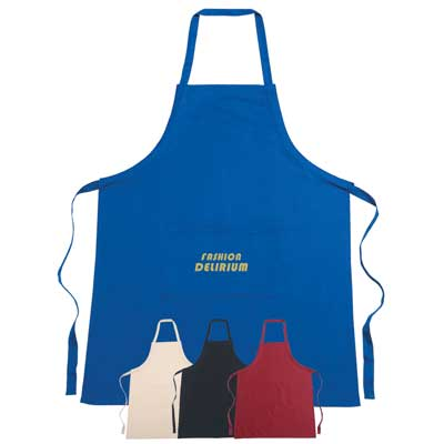 Bulk Cotton Aprons, Personalized or Blank