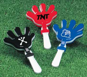 wholesale stadium clappers in bulk, personalized