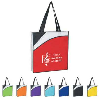 Wholesale Conference Tote Bags in Bulk, Personalized