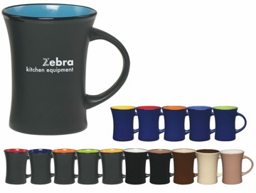 personalized colored coffee mugs in bulk