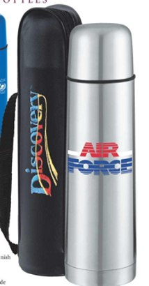 wholesale thermos in bulk, personalized, red, blue, silver