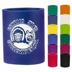 Cheap Custom Foam Can Coolers Thick Koozes Personalized