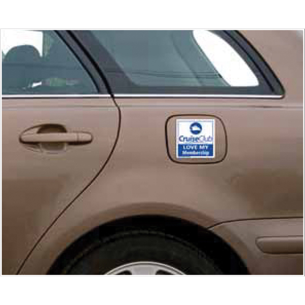 Custom Car Magnets In Bulk Best Promotional Auto Magnets In USA - Custom car magnets oval   promote your brand