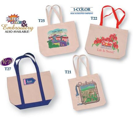 wholesale full color tote bags